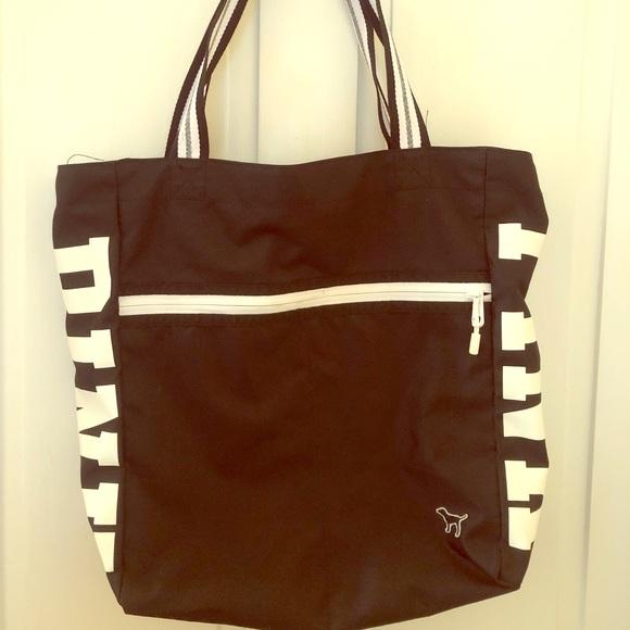 PINK Victoria's Secret Handbags - PINK Victoria's Secret Tote